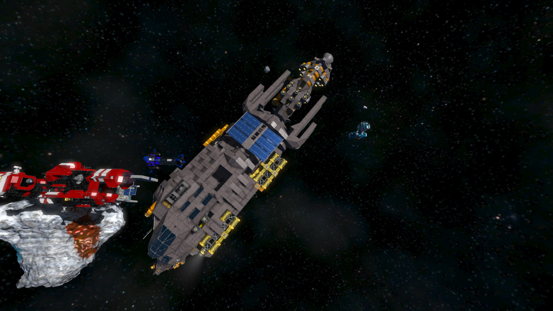 Steam Community :: Guide :: How to be a Better Space Engineer