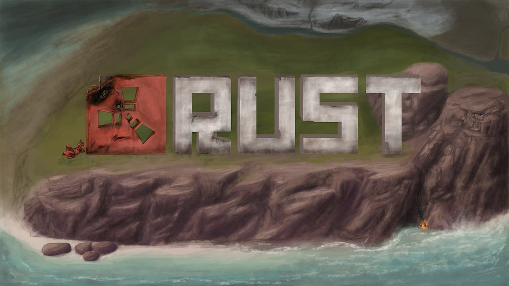 Steam Community Wallpaper Rust Art