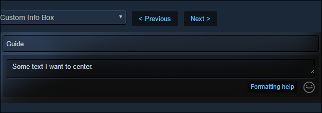 How To Write With Blue Text In Steam there are some