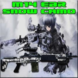 Steam Workshop M14 Ebr Snow Camo