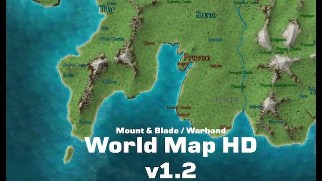 Steam Workshop :: World Map HD (texture pack)