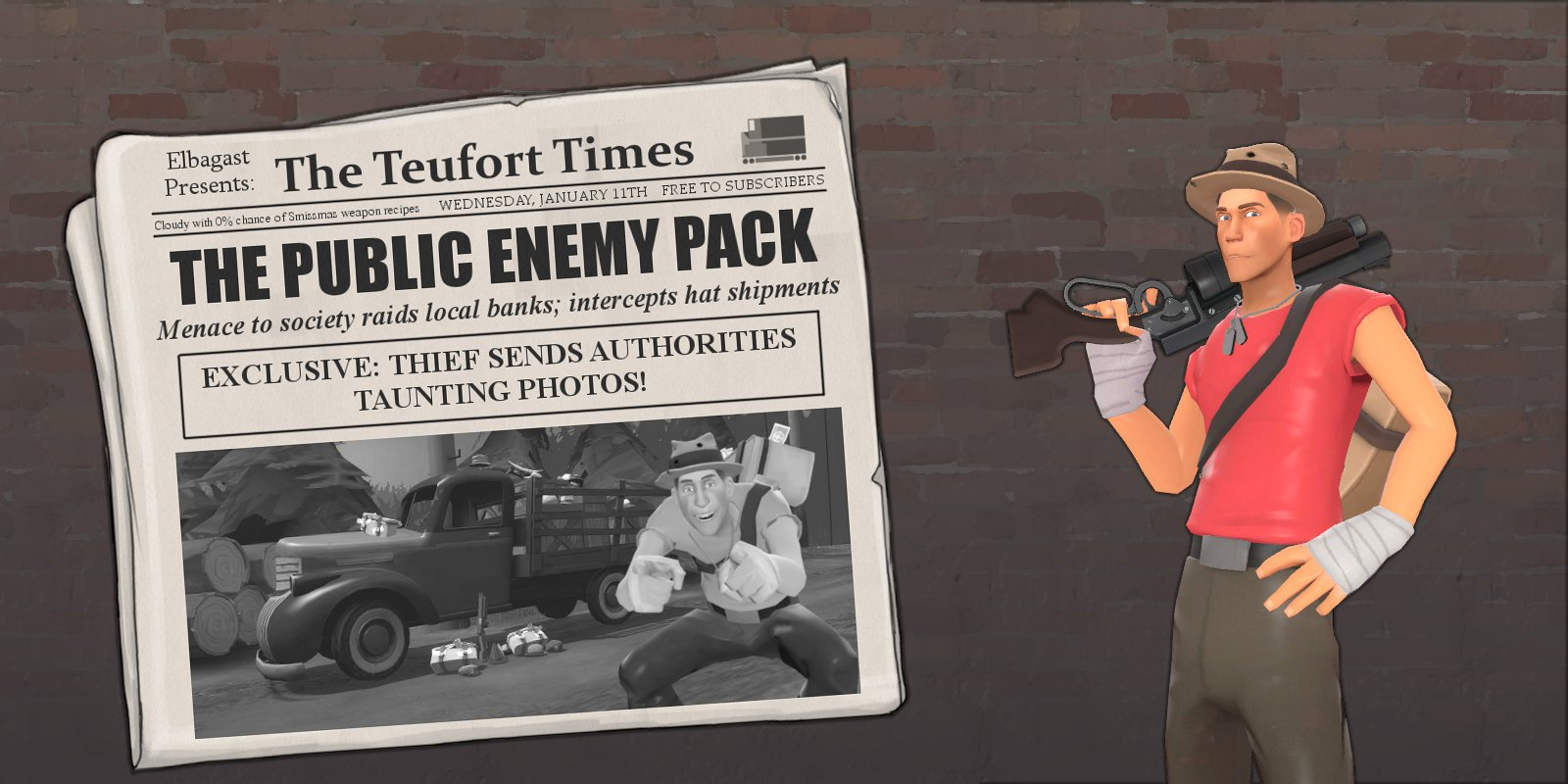 Steam Workshop :: The Public Enemy Pack
