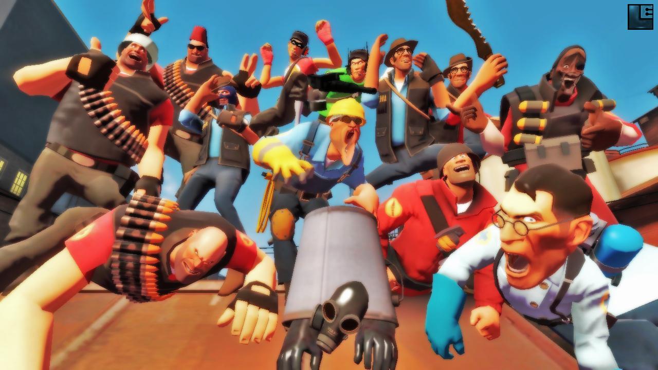 Steam Workshop Team Fortress 2 Models Props