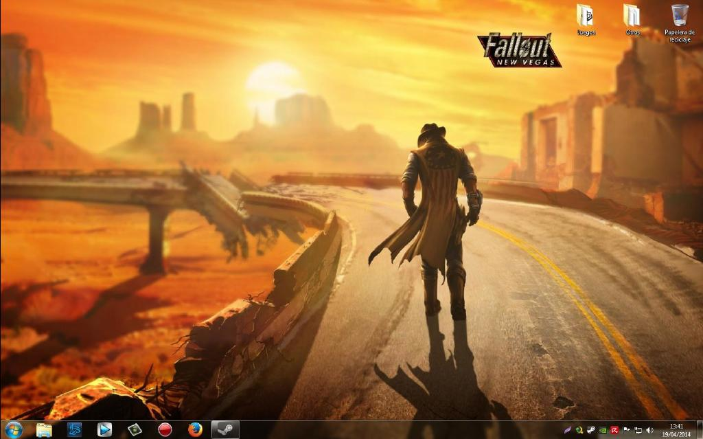 Steam fallout lonesome road wallpaper voltagebd Image collections