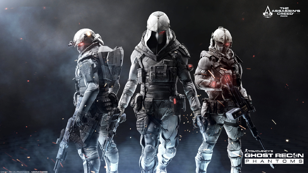 Tom Clancys Ghost Recon Phantoms