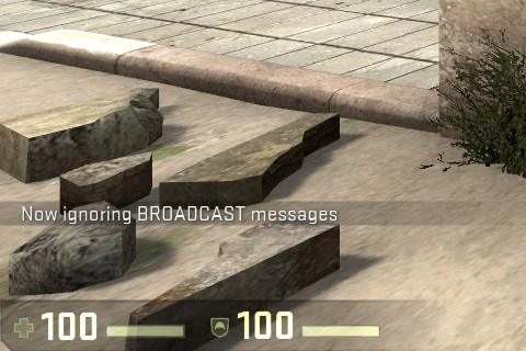 Chat disable command go cs [PSA] Turn