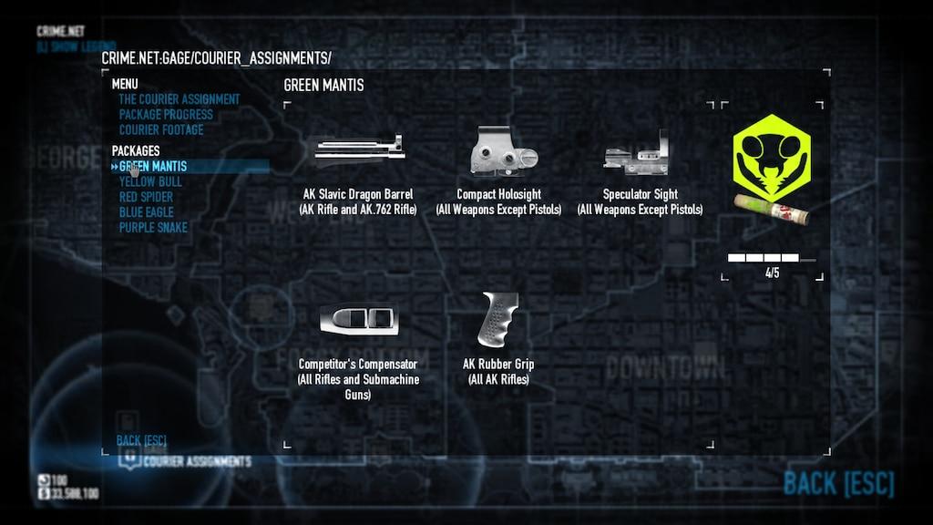 Steam Community :: Screenshot :: GREEN MANTIS -- AK Slavic