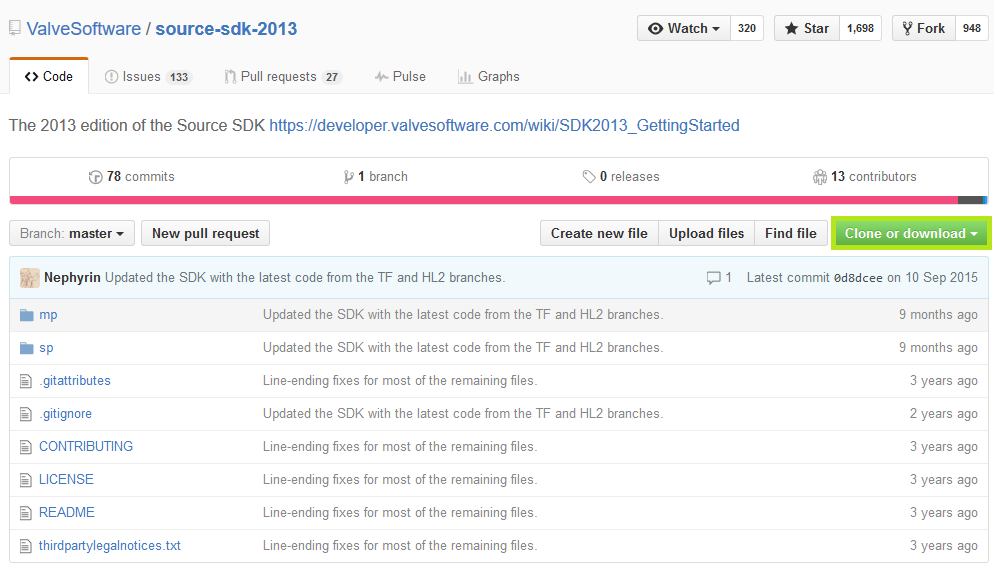 Steam Community :: Guide :: ◤◢ Source SDK 2013 Setup Guide ◣◥
