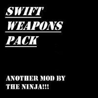 Swift Weapons Pack画像