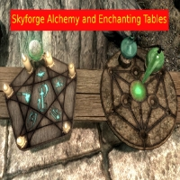Skyforge Alchemy and Enchanting Tables画像