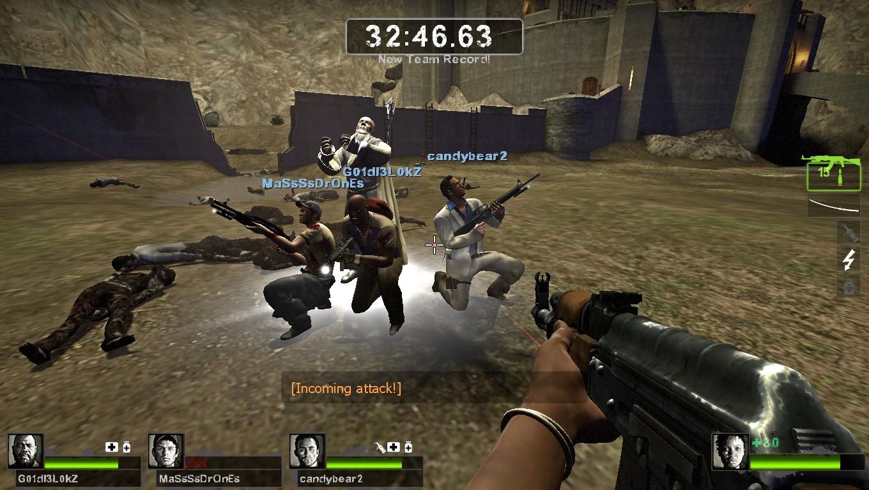 Helm's deep left 4 dead 2
