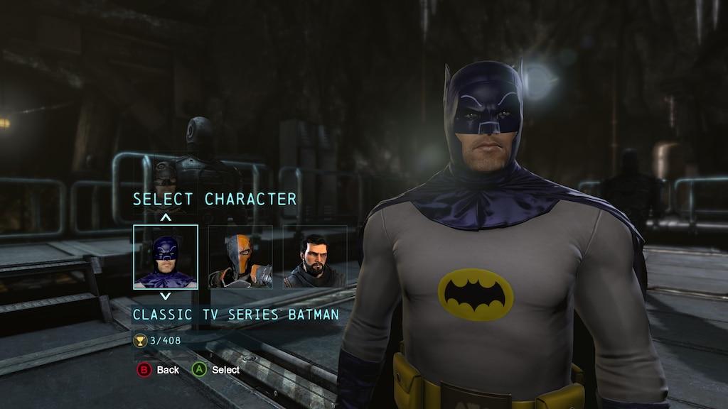 Steam 社群:: 螢幕擷圖:: Batman Arkham Origins: PS3 exclusive Batman