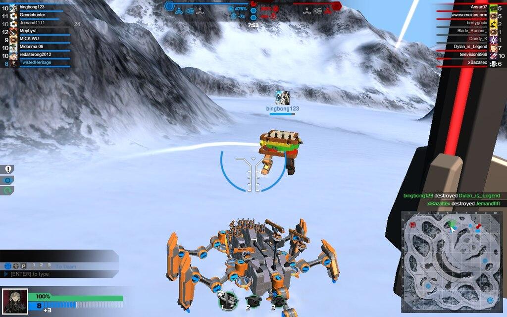 Steam Community :: Screenshot :: Reasons I love Robocraft