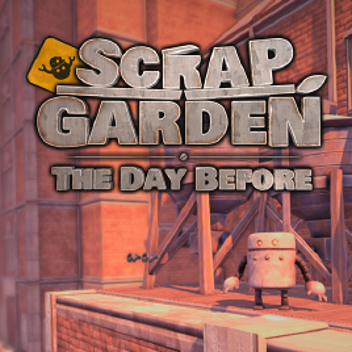 steam greenlight scrap garden the day before - Scrap Garden