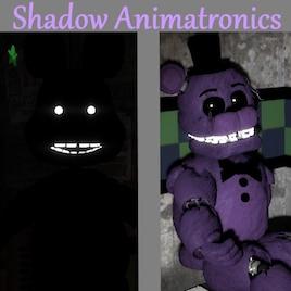 Steam Workshop :: Fnaf 2   Shadow Animatronics   NPCs +