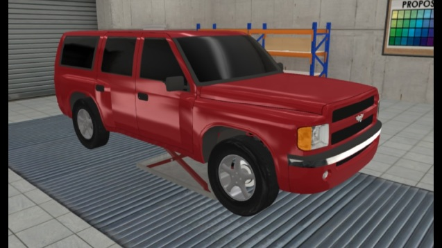 Steam Workshop Suv Pickup
