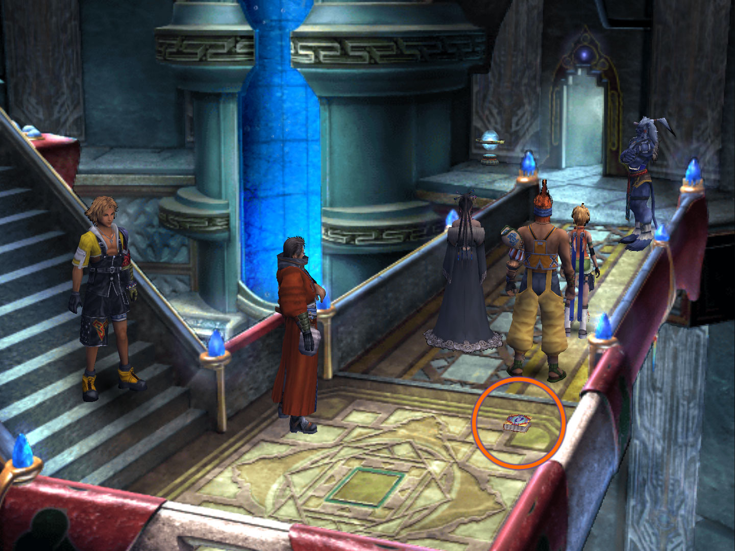 Steam Community :: Guide :: Al Bhed Primer Locations FFX ...