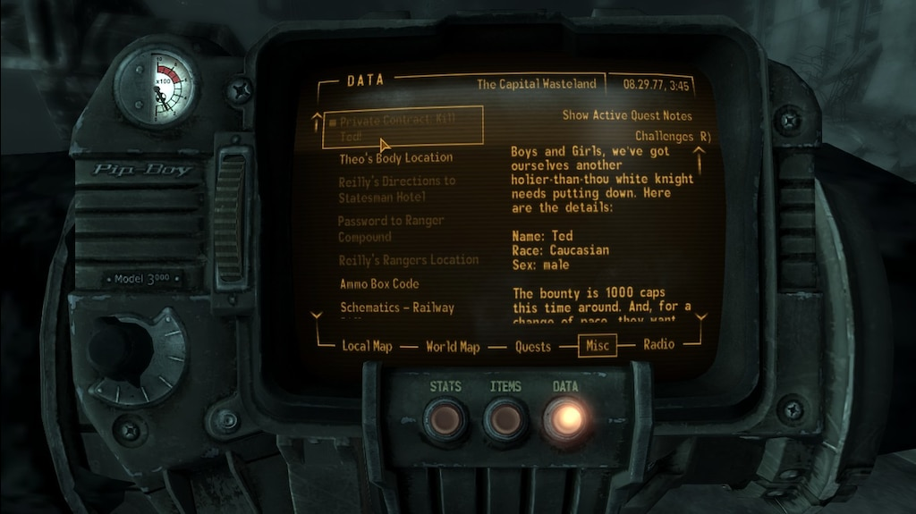 Steam Community :: Screenshot :: It's always ing Ted on will fallout schematics locations, fallout 3 secret armor locations, fallout new vegas all locations, fallout props and merchandise, fallout new vegas armor locations, fallout new vegas skill books locations, fallout 3 schematics, fallout new vegas map locations revealed, fallout 3 weapons locations, fallout nwe vegas x 8, fallout nuka,