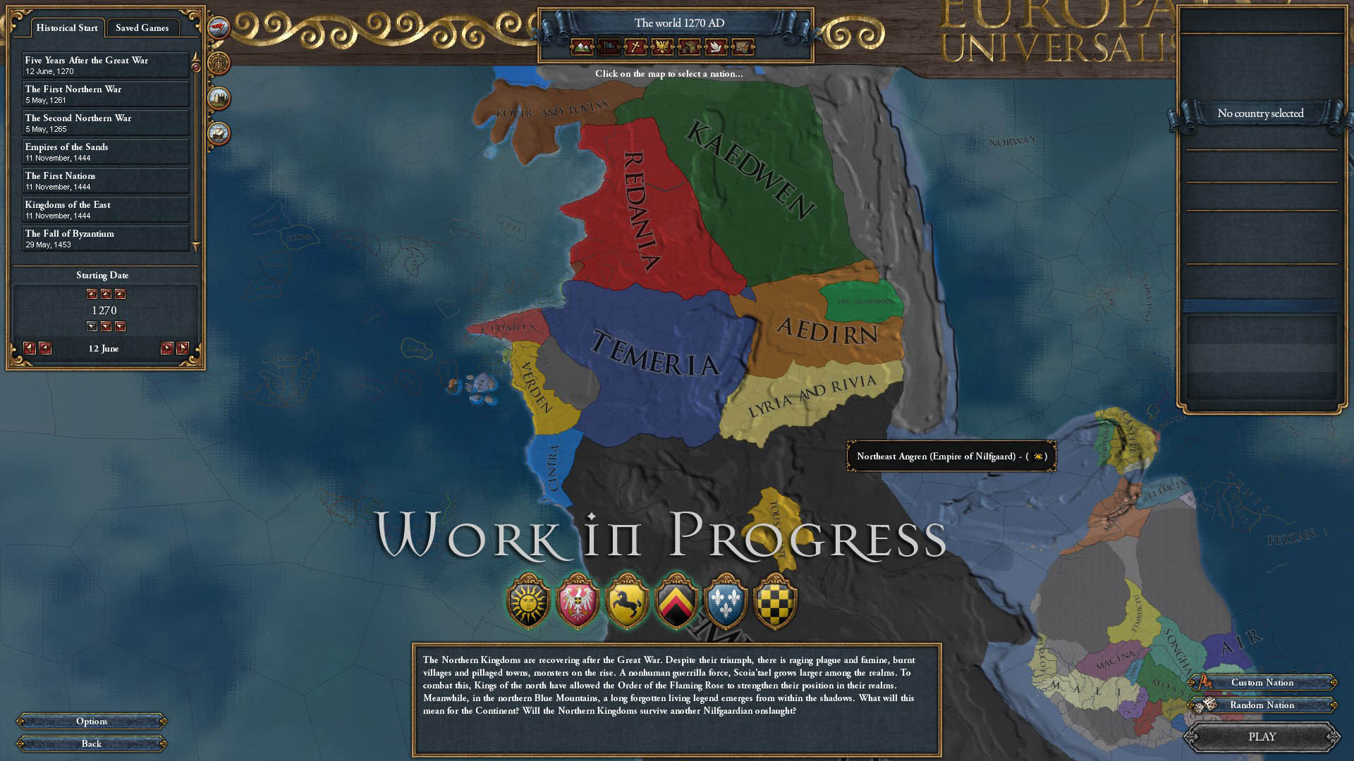 List of Synonyms and Antonyms of the Word: eu4 mod