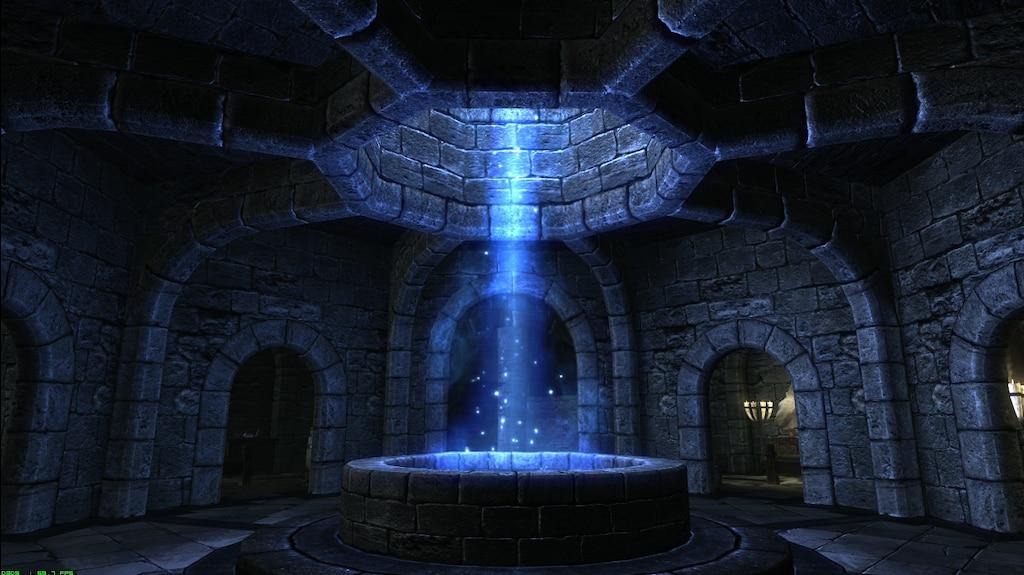 Steam Community :: Screenshot :: College of Winterhold - Hall of Attainment