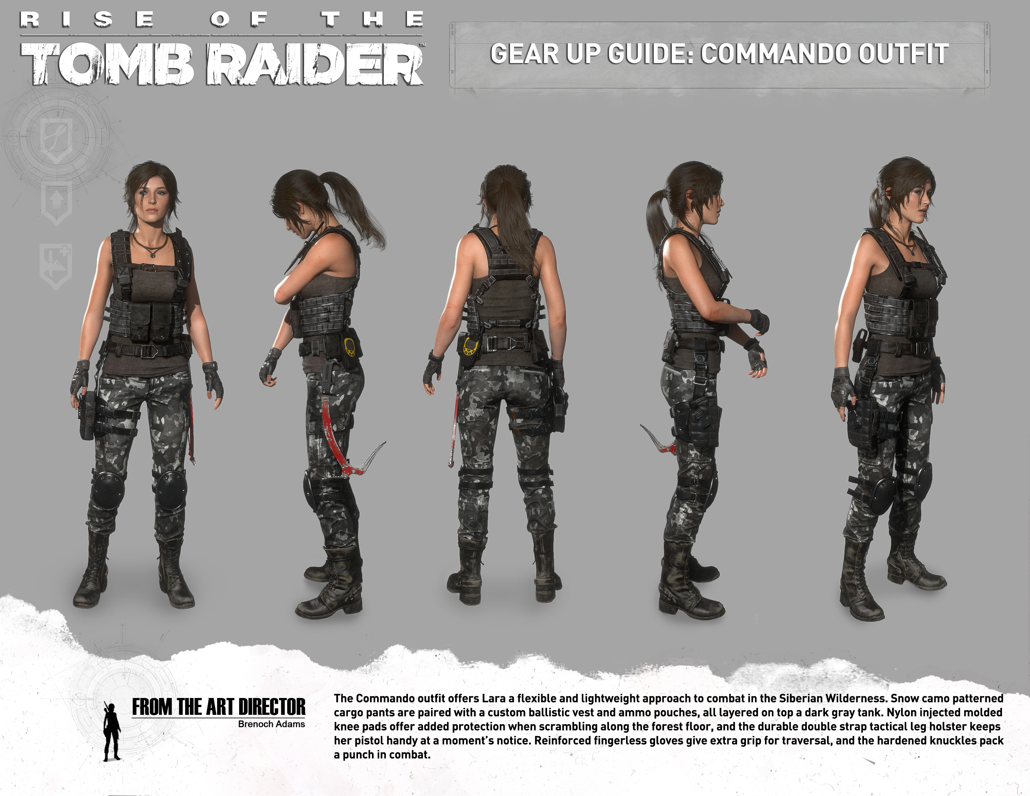 Comunidade Steam :: Guia :: Outfits in