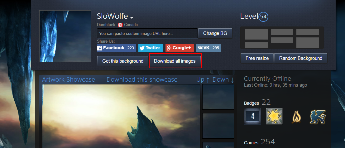 Steam Community :: Guide :: ULTIMATE Guide To Beautiful Profiles