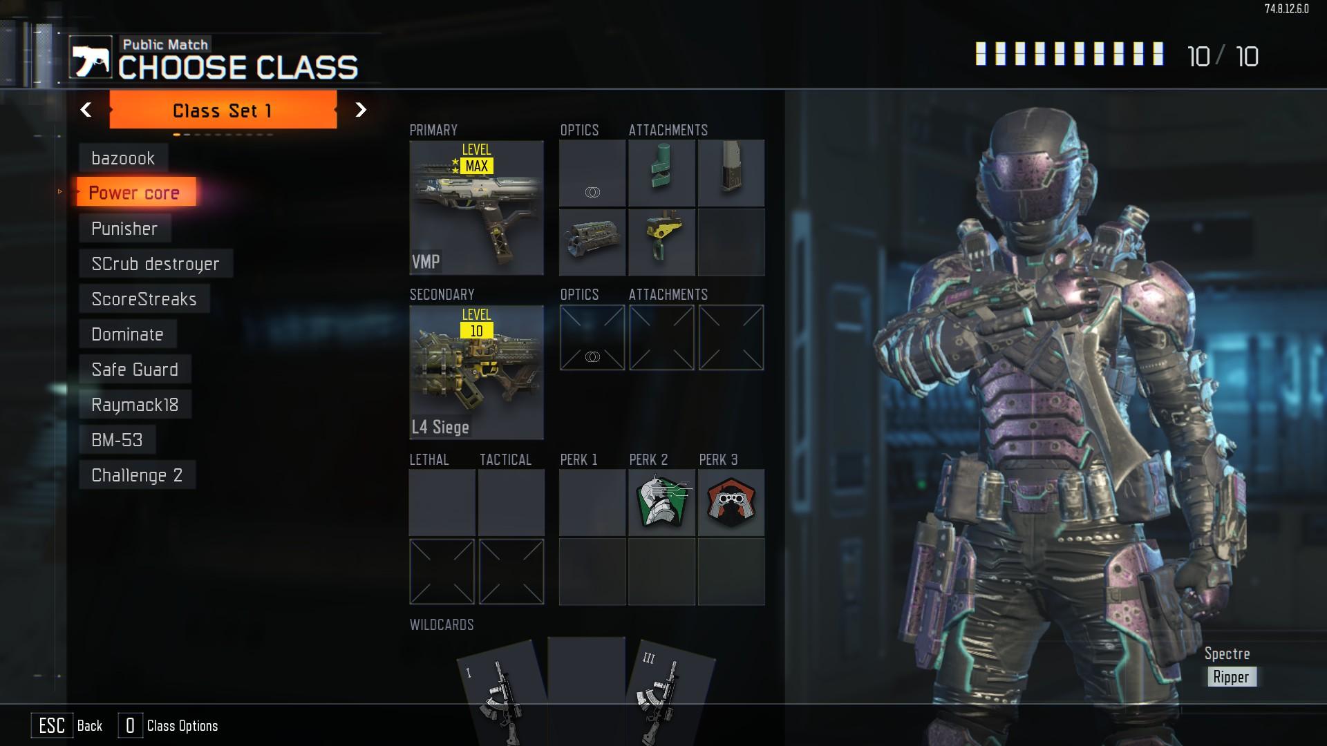 bo3 random class generator