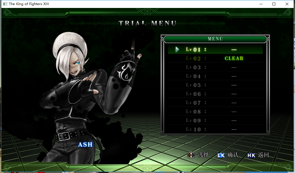 Steam Community Guide Egcg Kof Xiii Unlocked Boss Saiki