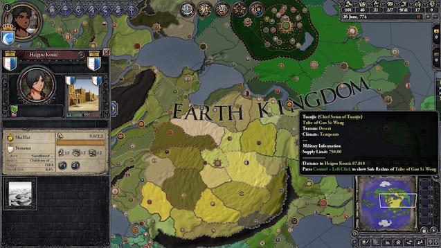 Steam Workshop :: Avatar - Four Nations - 1/6