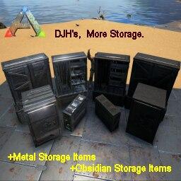 Steam ワークショップ Djh S More Storage