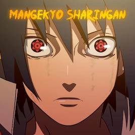 Mangekyo Sharingan Powers Wip