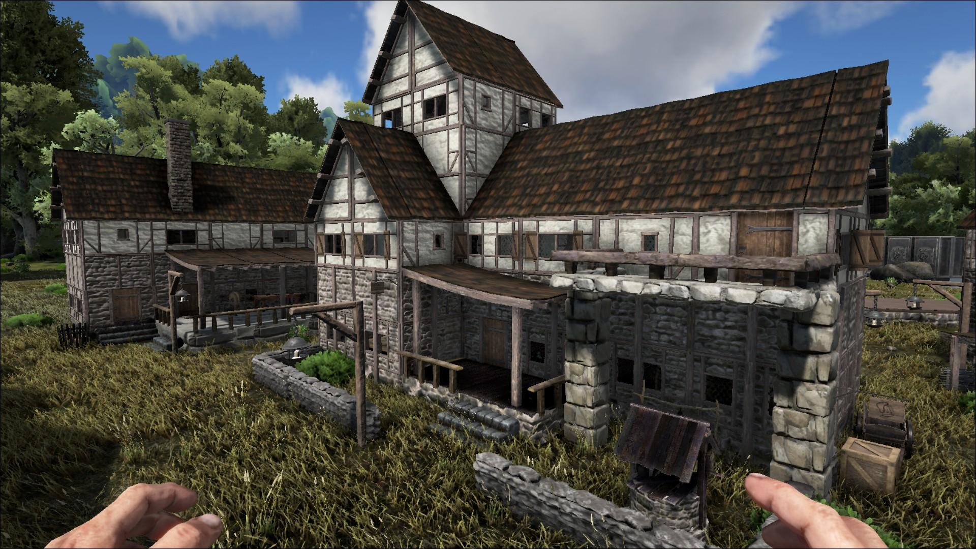 & Steam Workshop :: Medieval Structures