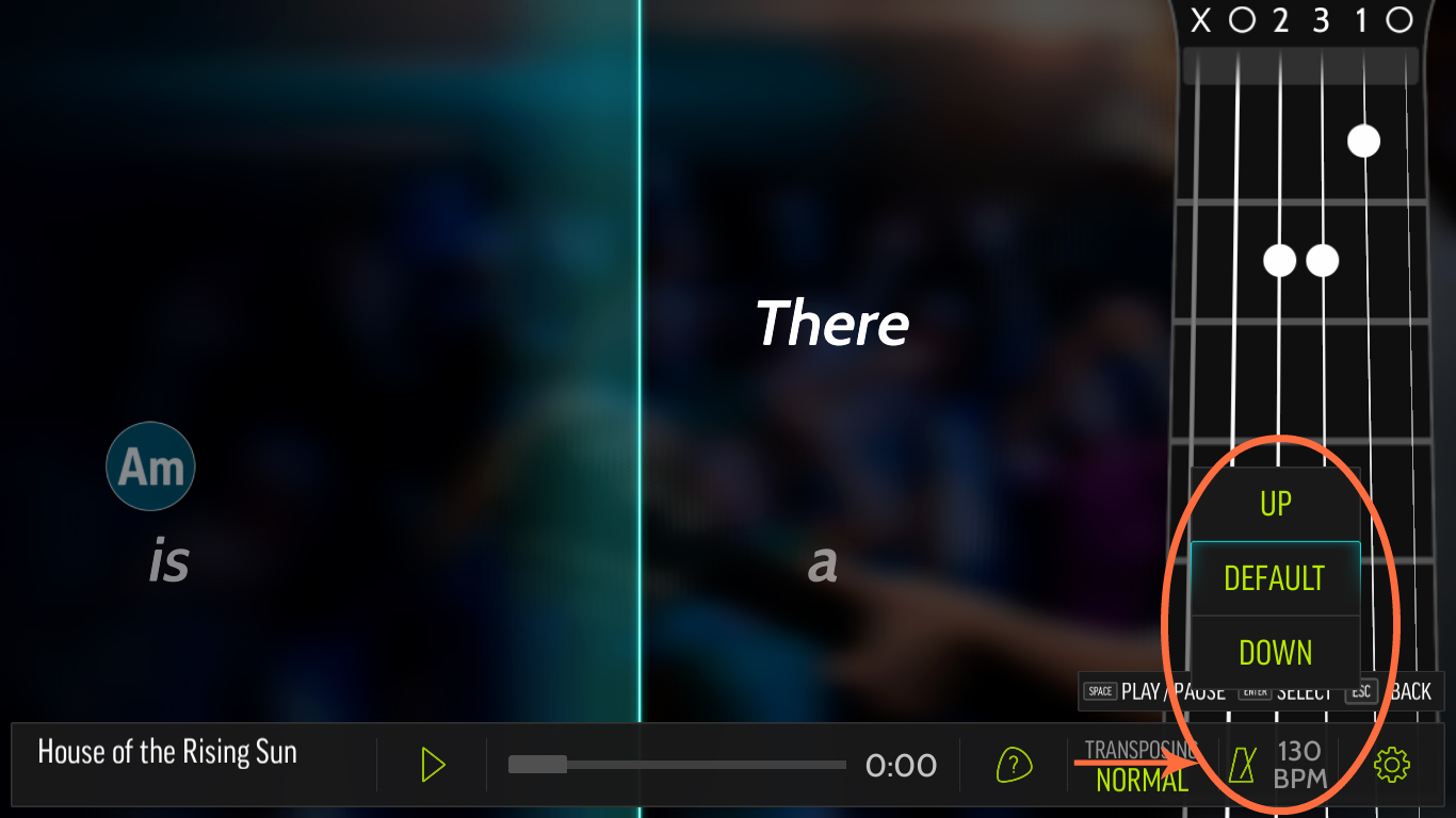 Steam community guide step by step guide for your first clicking on the metronome icon the current tempo is displayed in beats per minute bpm tempo can be affected by increments of 5 bpm to slow it down hexwebz Image collections
