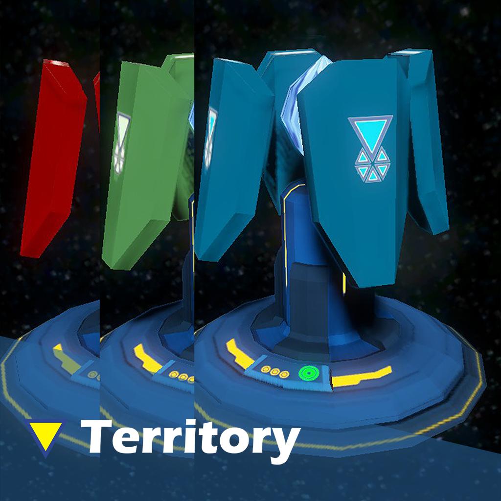 Safe Zone Block (Territory)
