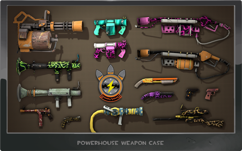 Steam Community Guide Gun Mettle Decorated Weapons