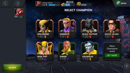 contest of champions mod