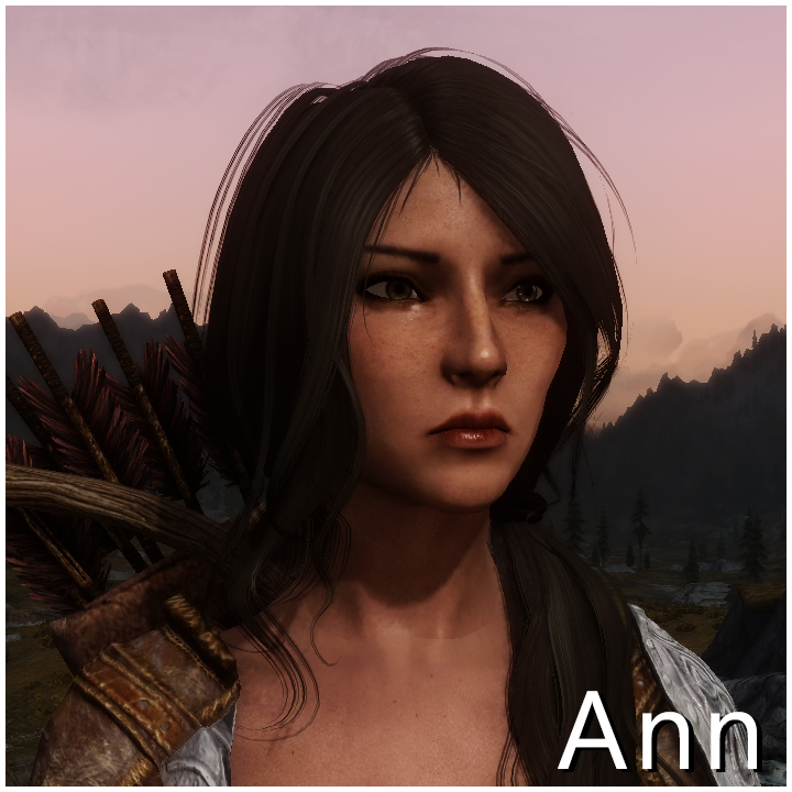 Steam Workshop :: Ann, a follower mod