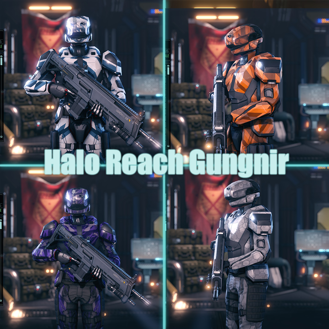 Steam Workshop :: Halo Reach Helmets