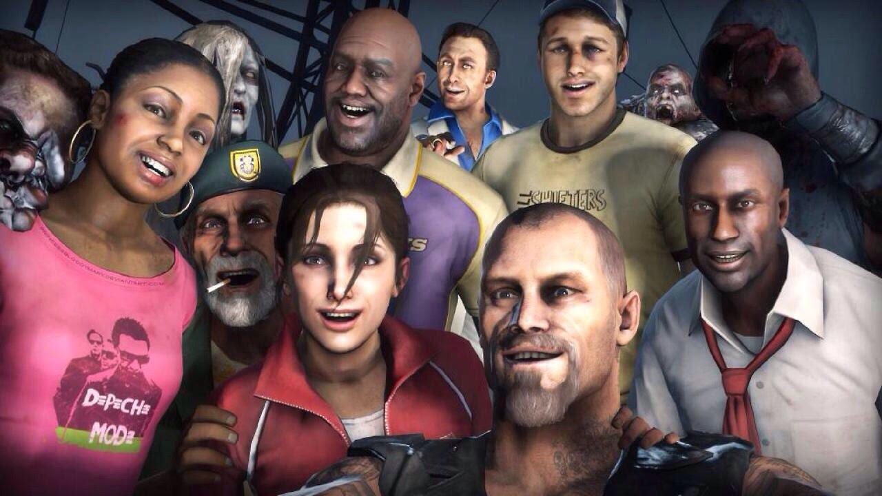 Steam Workshop :: left 4 dead collection