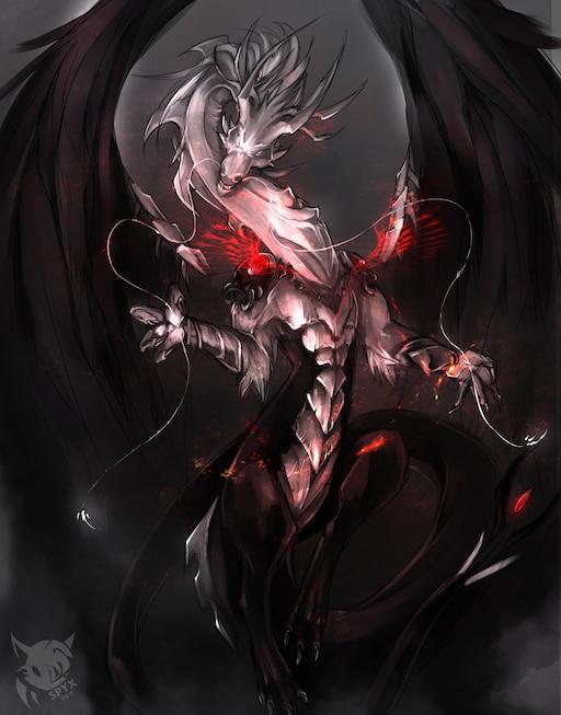 так демонические драконы картинки весьма оригинально отправить