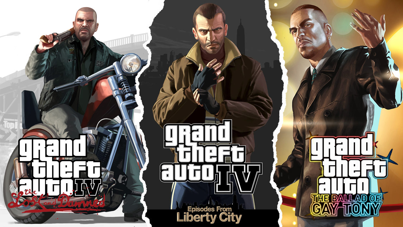 Как скачать gta iv episodes from liberty city? Youtube.