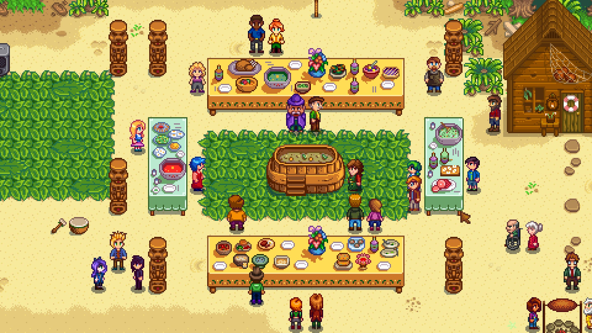 stardew valley how to ask someone to the flower dance