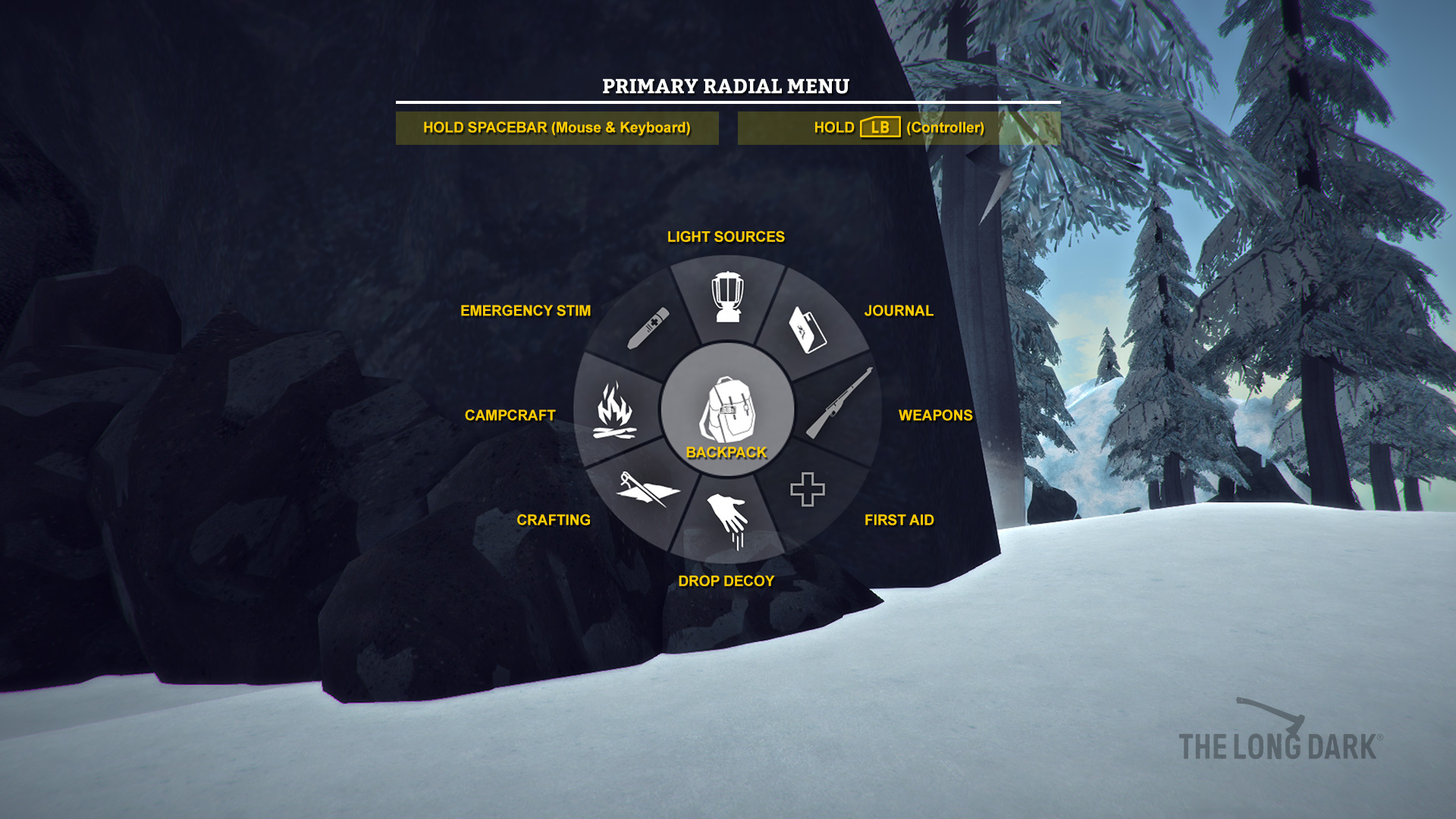 Steam Community :: :: Radial Menu Legend