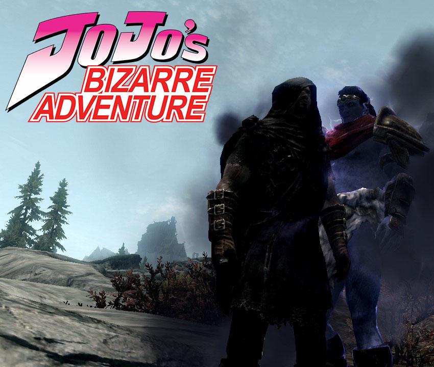 Steam Workshop :: Jojo's Bizarre Adventure: Summon Stand