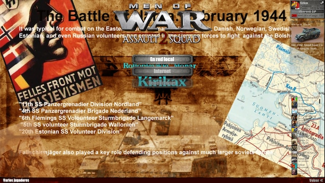 Steam Workshop :: Battle of Narva