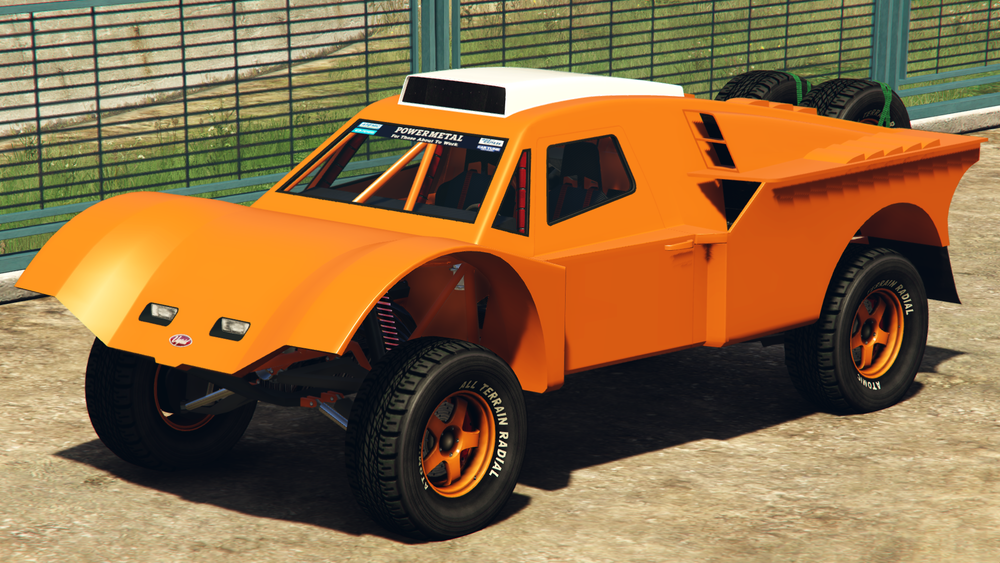 what is the best offroad car in gta 5