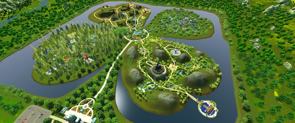 Steam Community :: RollerCoaster Tycoon World