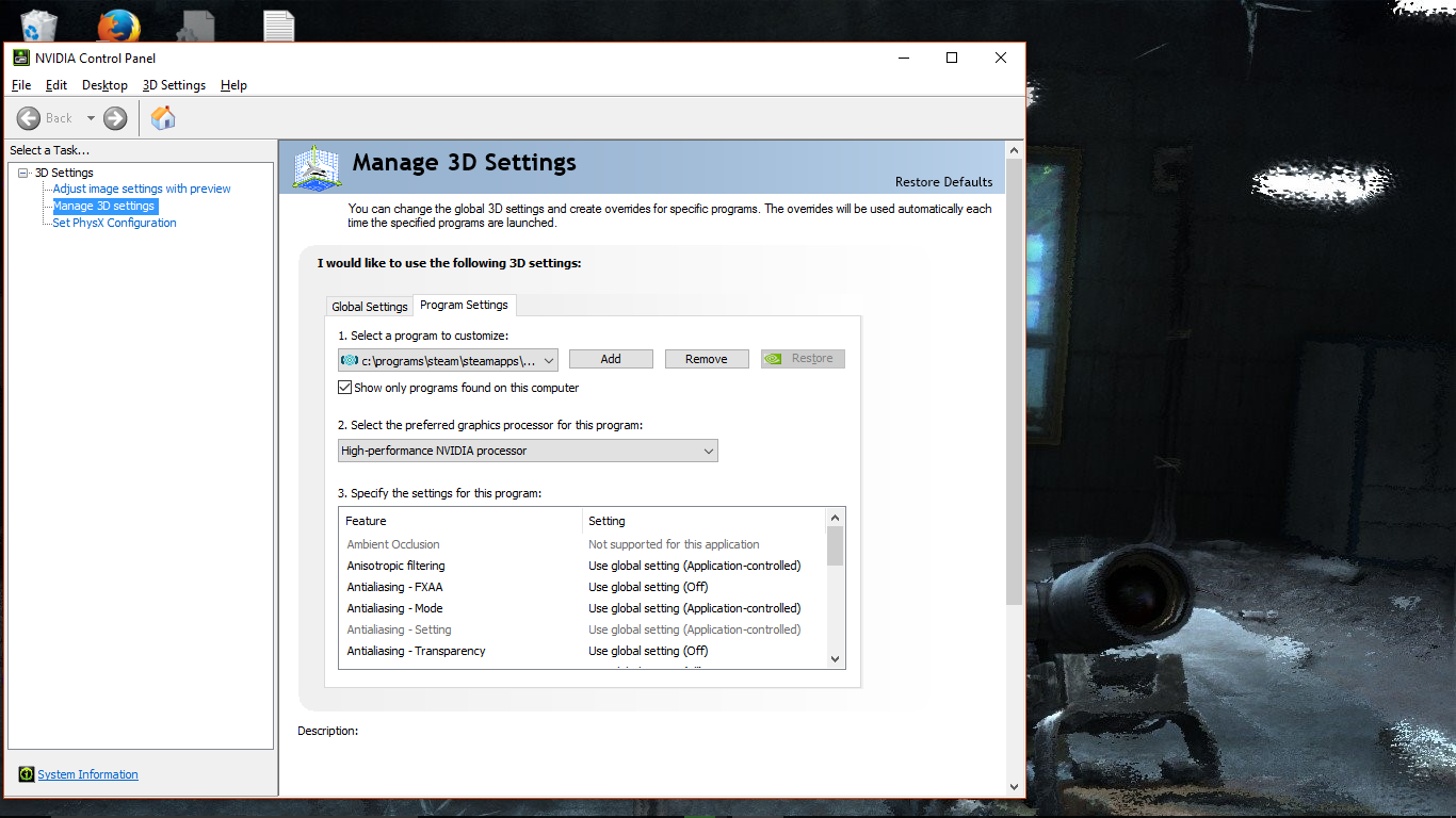 Steam Community :: Guide :: Low FPS on laptops fix