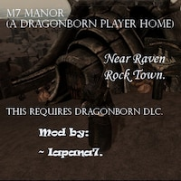M7 Manor (DragonBorn Starter Home)画像