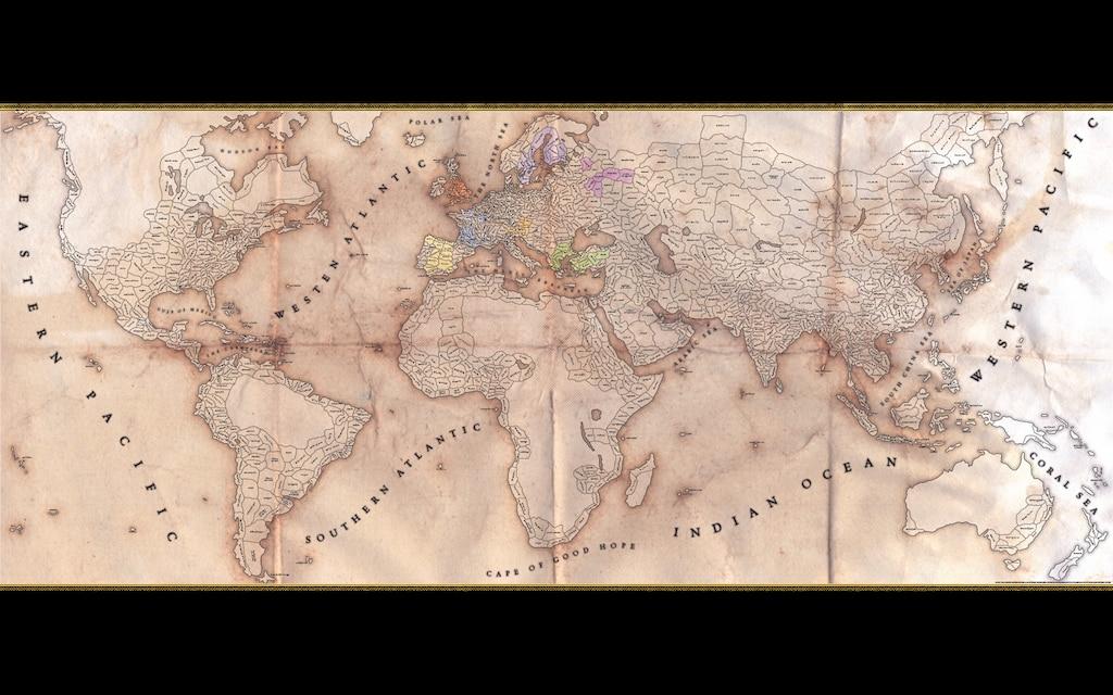 Comunidade Steam Europa Universalis Wallpaper
